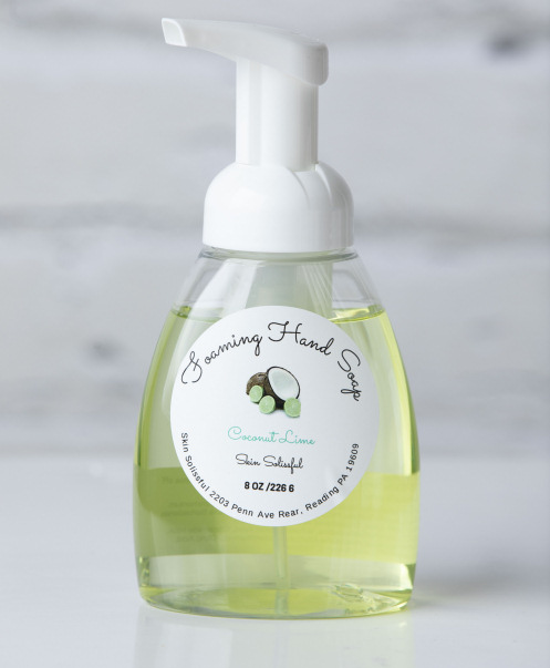 Handcrafted Foaming Hand Soap