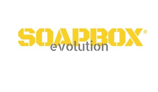 SOAPBOXevolutionLOGO