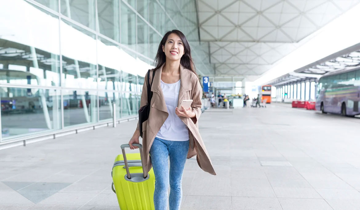 IoT based Luggage Location Identification and Notification