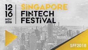 Singapore Fintech Festival – SFF2018