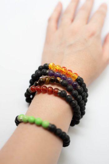 lava bracelets