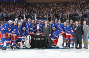 Courtesy NY Rangers