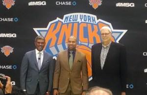Knick Threesome