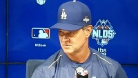 Dodgers Manager Don Mattingly