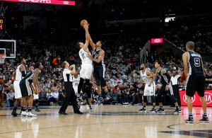 Brooklyn Nets v San Antonio Spurs