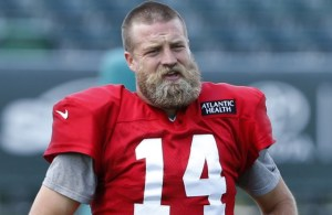 (Photo Credit: Noah K. Murray | USA TODAY Sports) Fitzpatrick sporting his new hairstyle in practice this week.