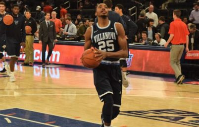 (Photo Credit: Barry Holmes) Bridges is emerging as another scoring option for Villanova.