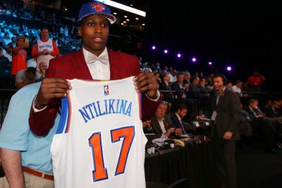 (Photo Credit: Brad Penner-USA TODAY Sports) The Knicks hope Ntilikina will help their struggling backcourt.