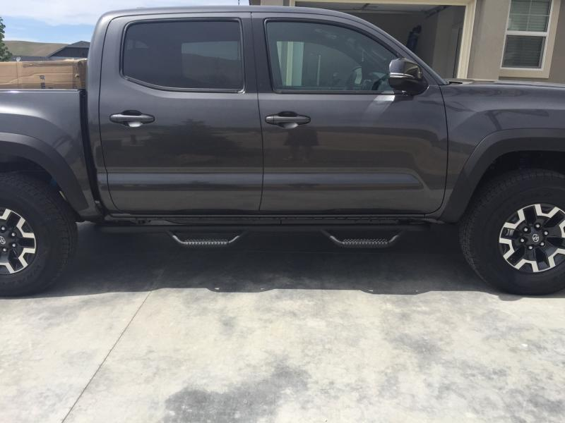 tacoma black exhaust tip 2016 00012