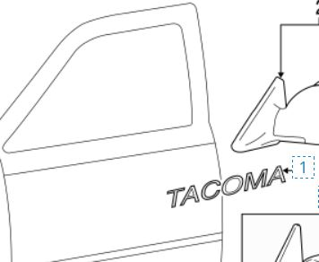 2006 Tacoma Body Diagram : 24 Wiring Diagram Images