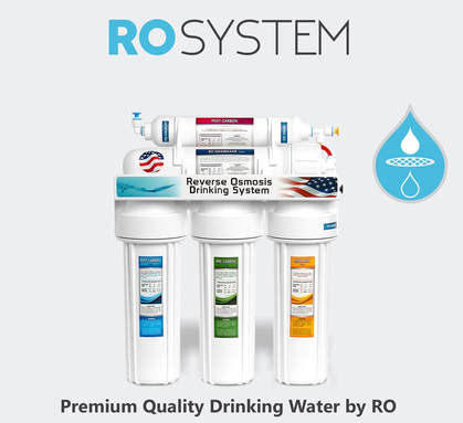 Premium quality drinking water