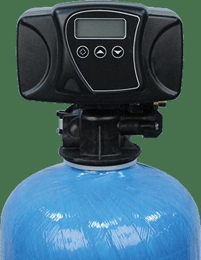 water softener in the RGV