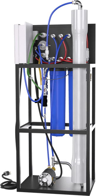 reverse osmosis system commercial