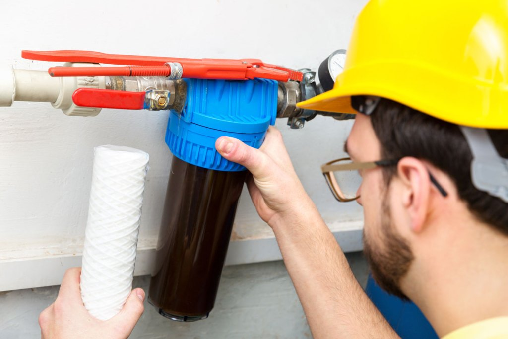 water softener systems whole house