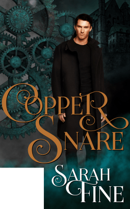 Vampie Girl Kindle World - Copper Snare by Sarah Fine