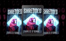 Shredded Promo Graphic 1