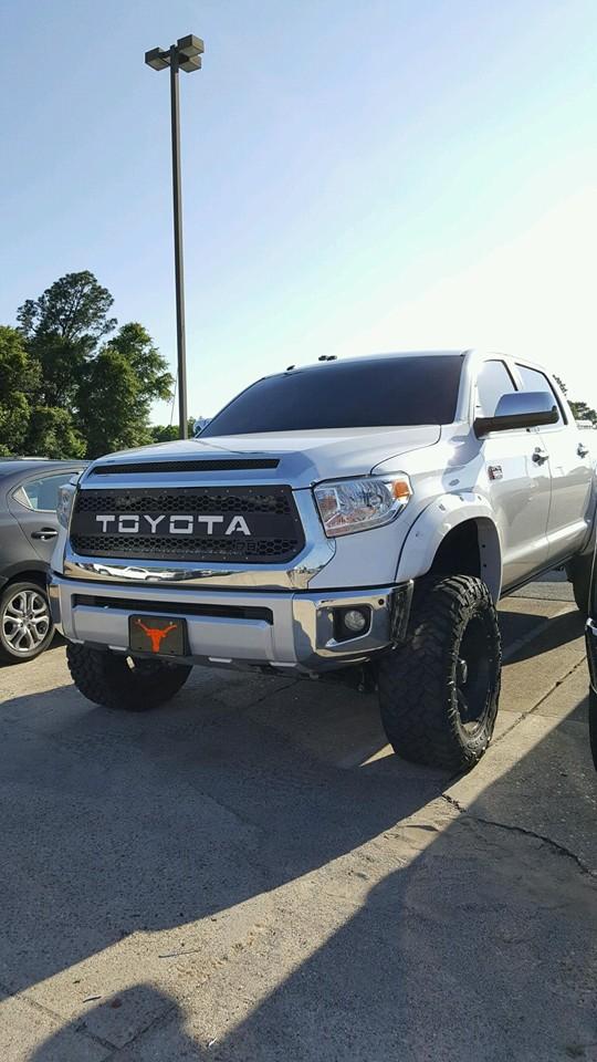 Tundra Silver Sky 2014 Toyota