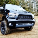 Grille Grille Inserts Pure Tundra Parts And Accessories For Your Toyota Tundra