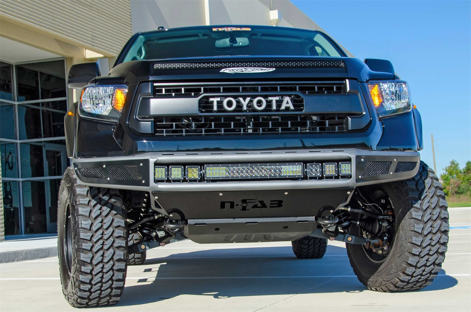 hight resolution of n fab 2014 2019 toyota tundra m rds radius pre runner front
