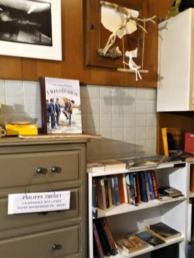 La baraque aux livres rue Gambetta à Douai, un endroit spécial et chaleureux