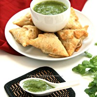 Coriander and Mint Chutney- Indian Green Chutney