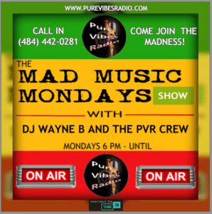 Mad Music Mondays #MMM