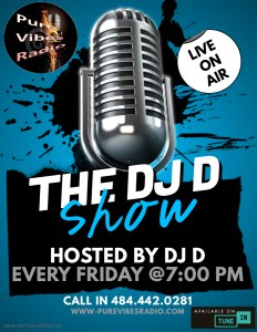 The DJ D Show