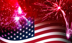 HAPPY 4TH TO THE U.S.!!!!!