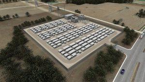 Tesla Utility Storage