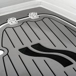 Faux Teak Decking Pure Watercraft Highfield RIB Classic 360