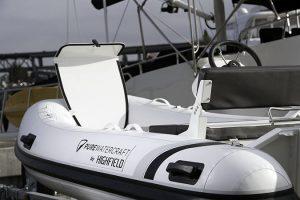Pure Watercraft Highfield RIB Classic 360 Hatch