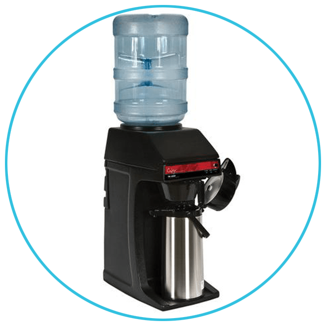 Commercial Coffee Maker Rental