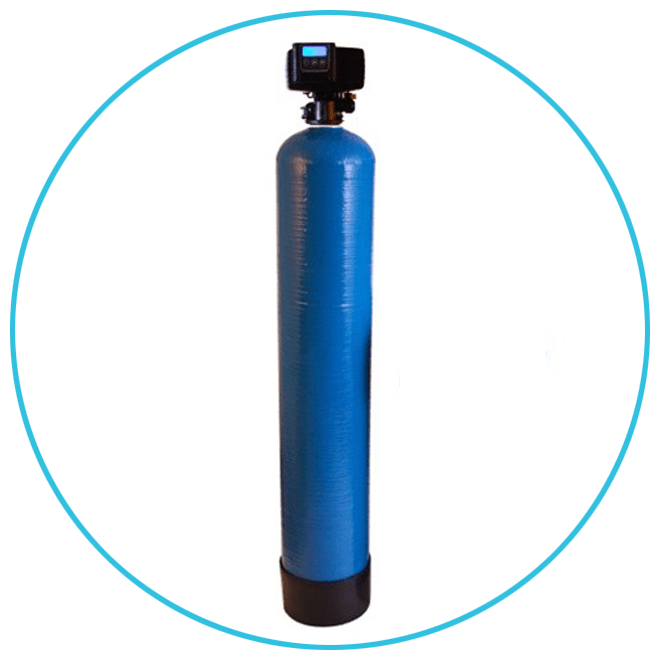 Whole House Granular Activated Charcoal Filter