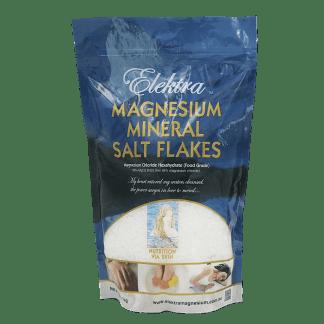 Magnesium Flakes 1Kg (Food Grade)