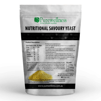 nutritional yeast flakes 500g