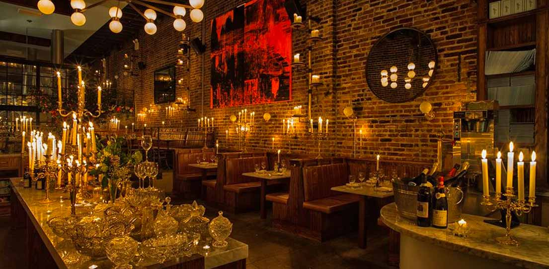 The Most Beautiful Restaurants in NYC  PureWow