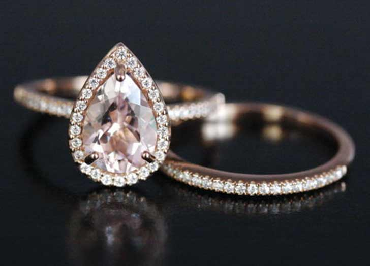 7 NonTraditional Engagement Ring Stone Trends  PureWow