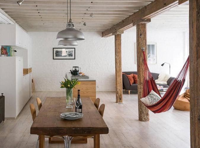 8 Indoor Hammocks for Those Lazy Days  PureWow