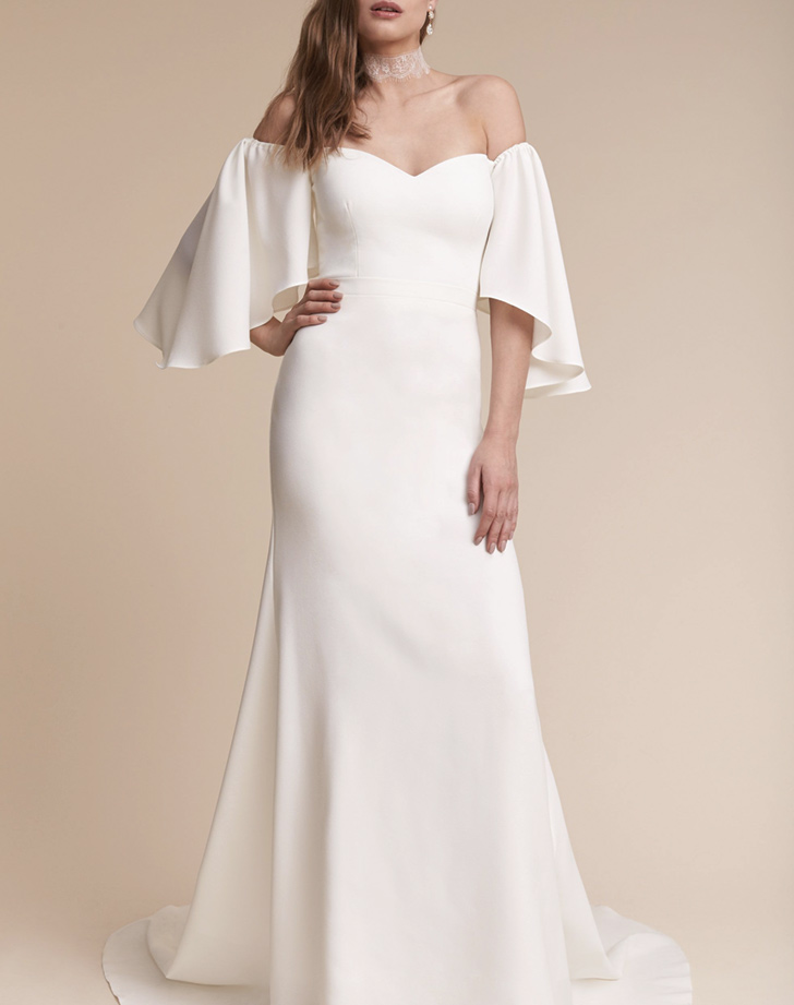 12 NonTraditional Wedding Dresses in 2017  PureWow