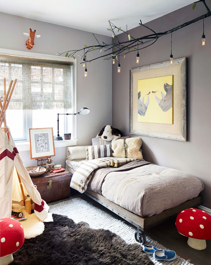 Cool Bedroom Ideas For Little Boys Purewow