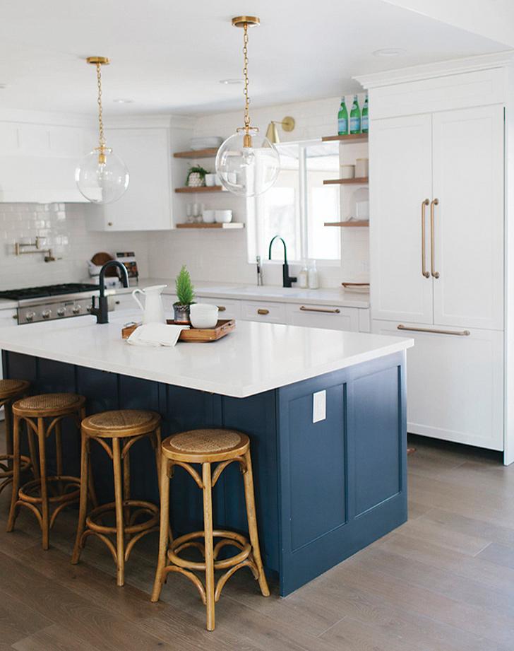 Navy Blue Kitchen Decor Novocom Top