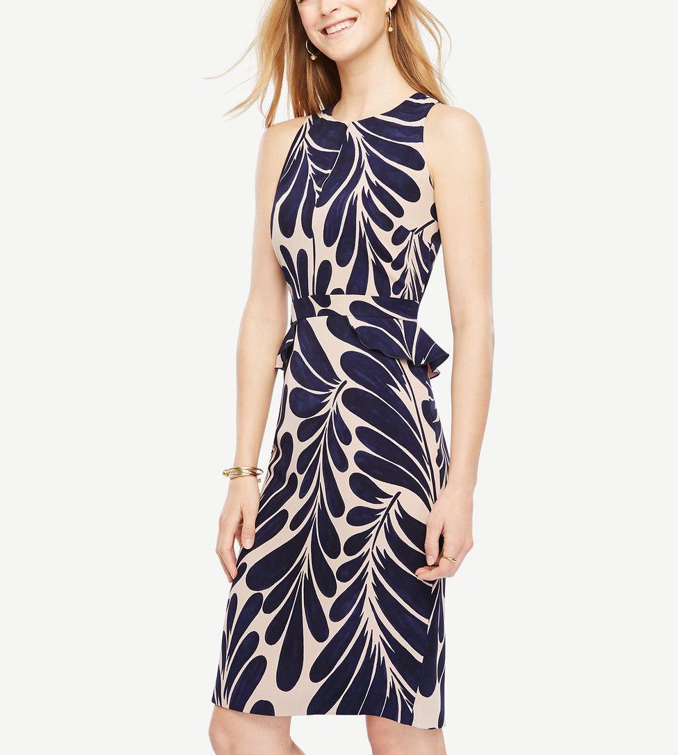 Ann Taylor Spring Dresses