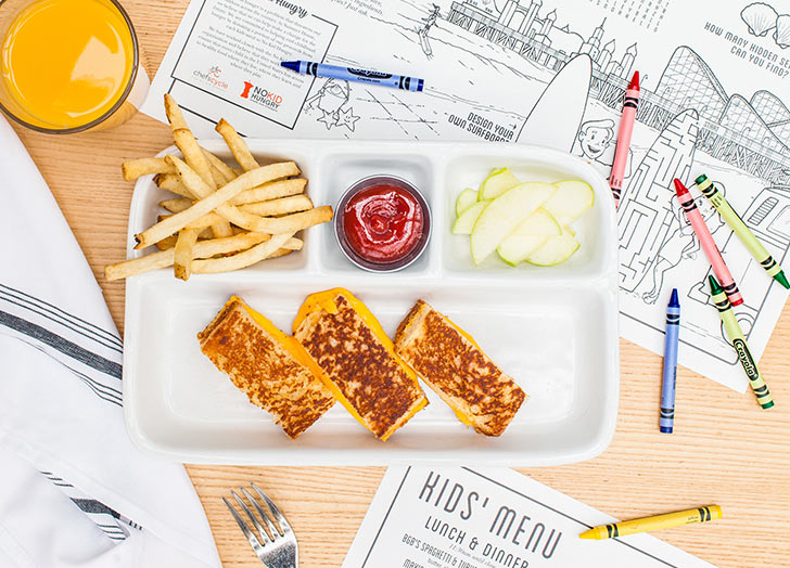 CHI kid friendly restaurants summer house LIST, Best mom blogger, Andrea Levoff