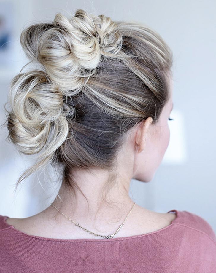 9 bun hairstyles