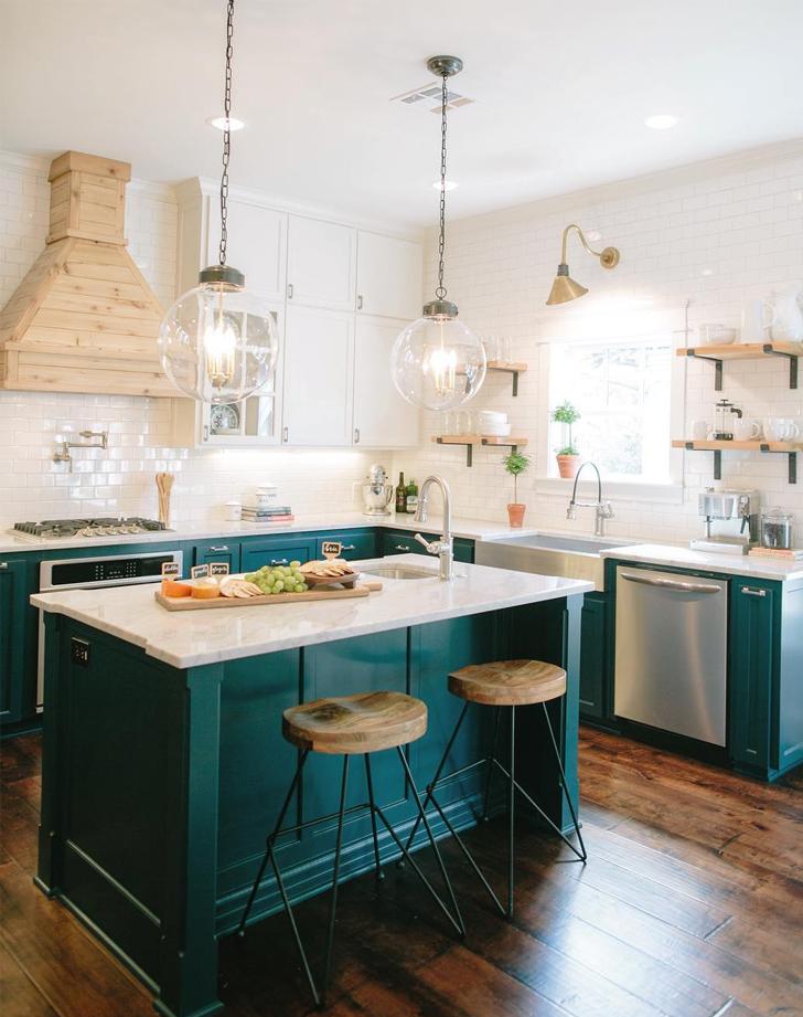 joanna gaines kitchen ideas the 3 best