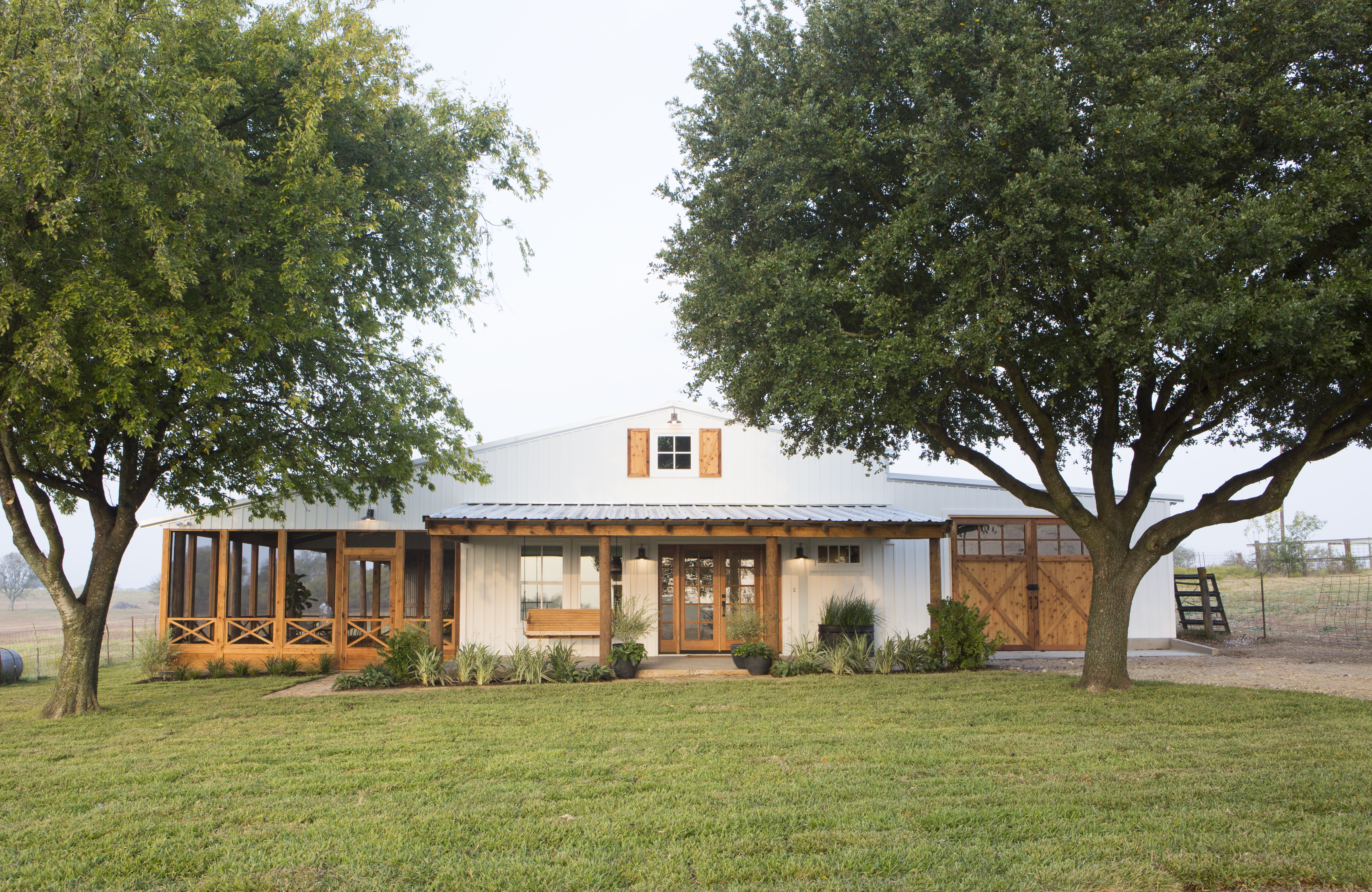 Chip and Joanna Gaines Fixer Upper House