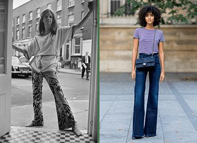 5 hippie fashion trends