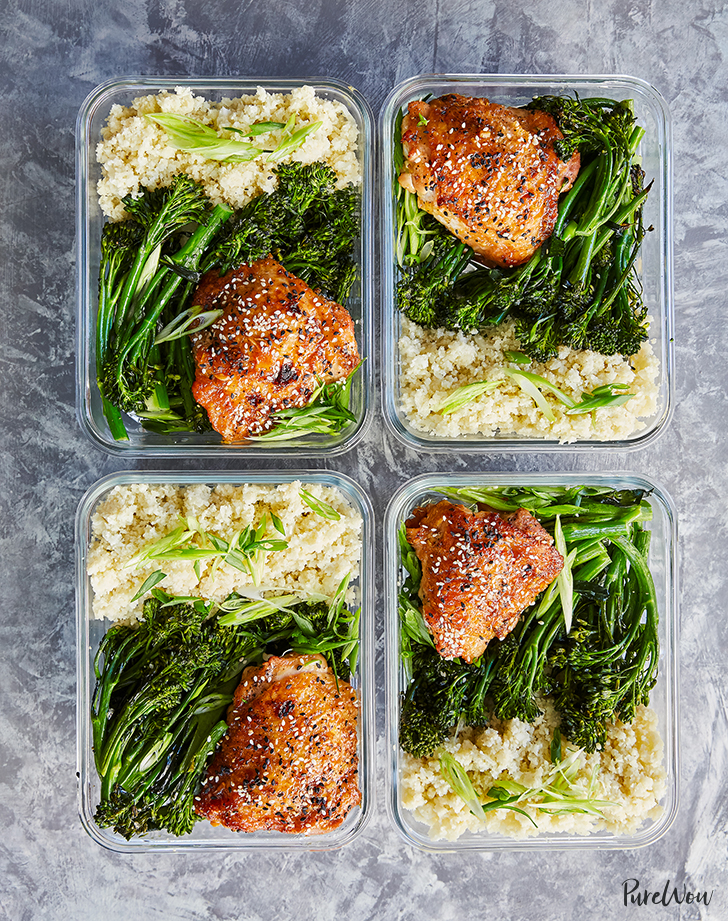 The 27 Best Chicken Meal Prep Recipes to Make - PureWow