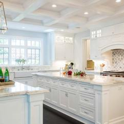 Islands For The Kitchen Types Of Counters Double Island Trend Inspiration Purewow 2
