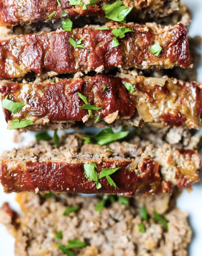 whole30 classic meatloaf recipe